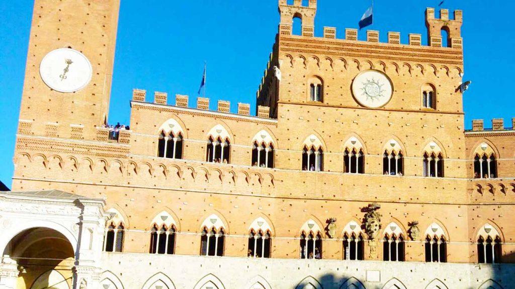 Visita guidata a Palazzo Pubblico di Siena